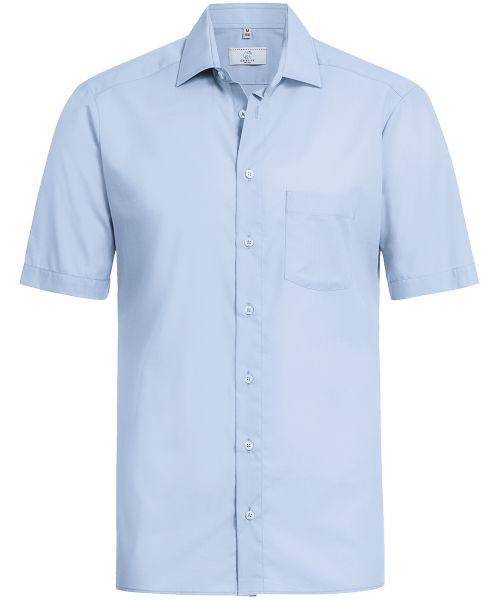 Herren Hemd regular fit Kurzarm 100% Baumwolle | GREIFF Basic 6668