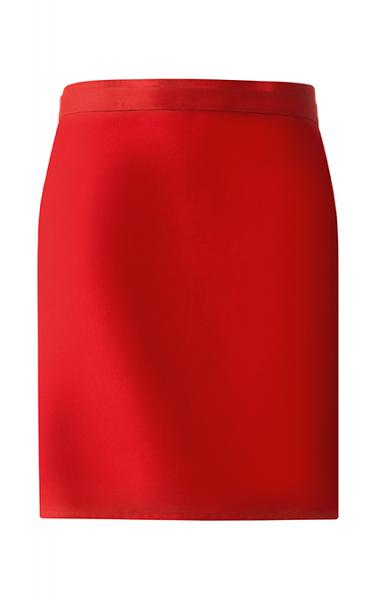 Vorbinder 90x50 cm in Rot