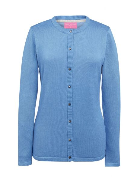Damen Strickjacke in Hellblau