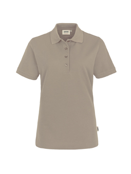 Damen Polo Performance in Khaki