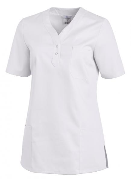 Schlupfjacke für Damen in Weiß mit ½ Arm