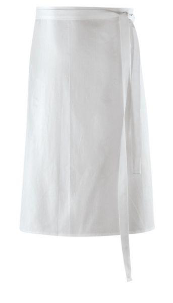 10er Pack Exner Vorbinder 80x60 cm - 100% Baumwolle 190gr/m² - weiß