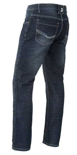 5-Pocket-Jeans für Herren in Blue