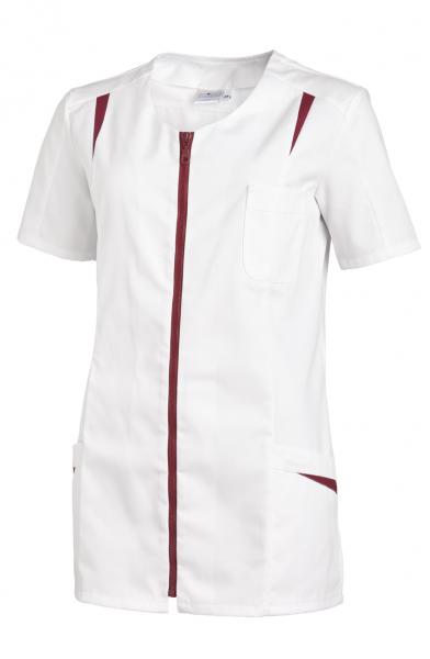 Hosenkasack ½ Arm in Weiß/Beere