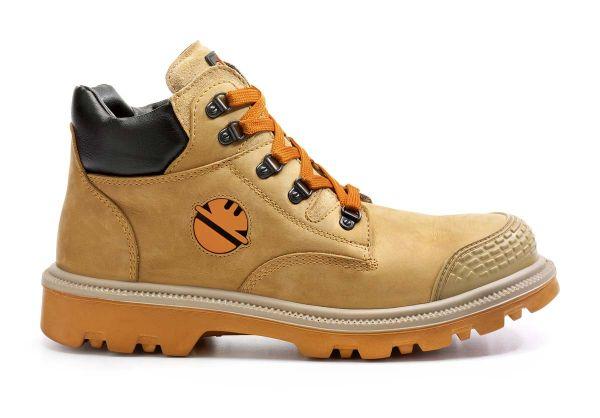 Dike knöchelhoher Schuhe Digger honey