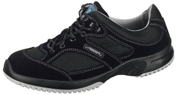 Abeba Berufs-Schuh unisex - schwarz