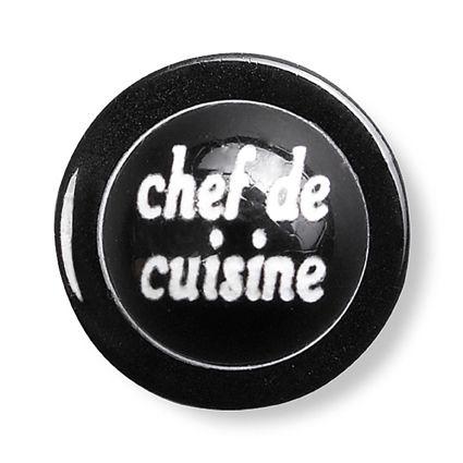GREIFF - style 5900 Kugelknöpfe für Kochjacken - 12er Pack - Chef de cuisine