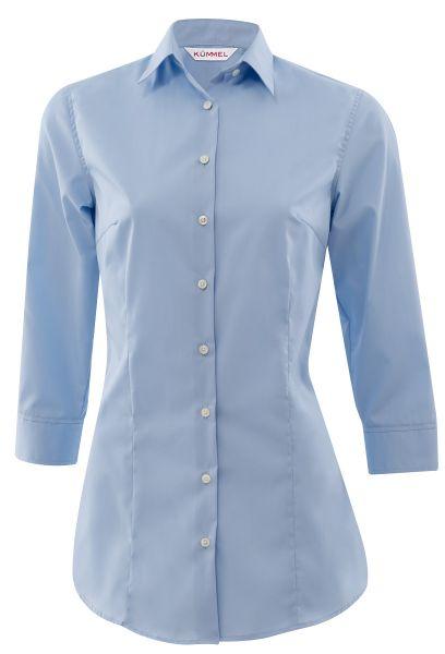 Damen Bluse hellblau Frankfurt KÜMMEL