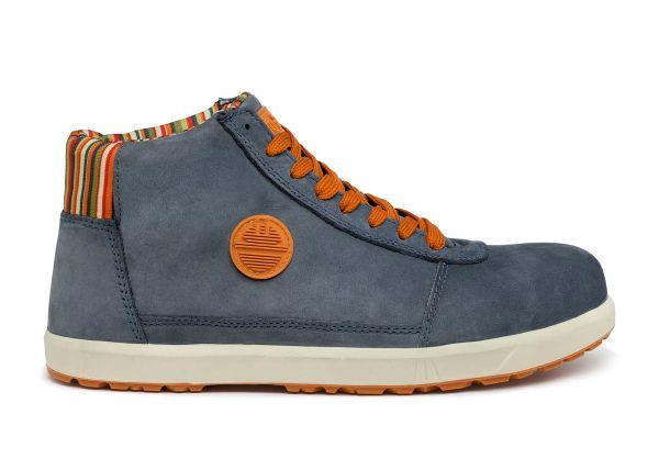 Dike knöchelhoher Schuhe Brave blue