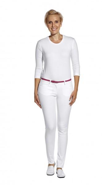 LEiBER slim style Damenhose weiß - Jeggins Hose - 08-7000