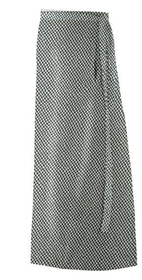 Exner Vorbinder 100x100 cm + Durchgriff - 100% Baumwolle 230gr/m² - pepita