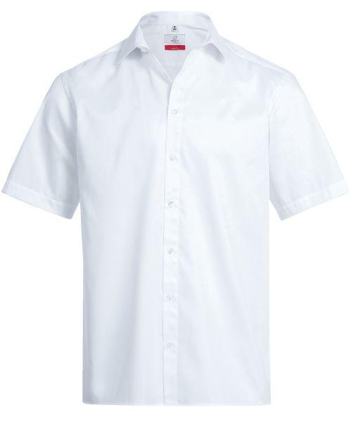 Business Herren Hemd comfort fit weiss Kurzarm | GREIFF Premium 6765