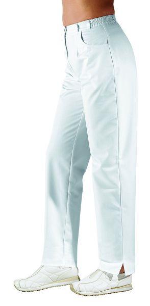 LEiBER classic style Damenhose weiß mit Dehnbund 08-270