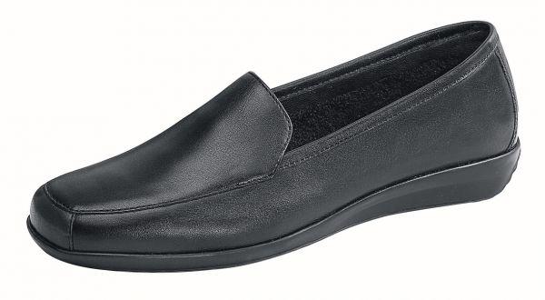 Abeba Service-Schuh Damen - schwarz