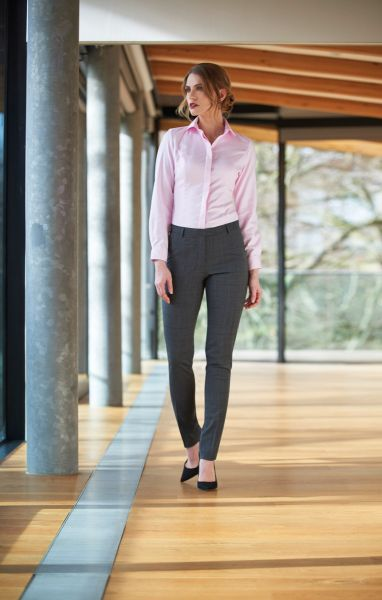 Business Damen Hose TORINO slim fit | BROOK T. Signature 2345