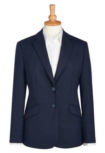 Damen Jacke in Marine Connaught