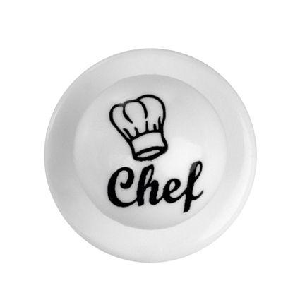 GREIFF - style 5900 Kugelknöpfe für Kochjacken - 12er Pack - Chef