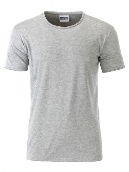 Herren Shirt grau Tradition Daiber